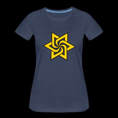 Raelian Star Symbol 2c Women's T-Shirts