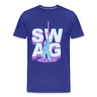 T-Shirts ~ Men's Premium T-Shirt ~ SWAG.SHIRT (dudes)