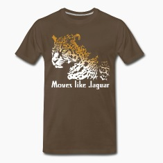 Moves like Jaguar T-Shirts