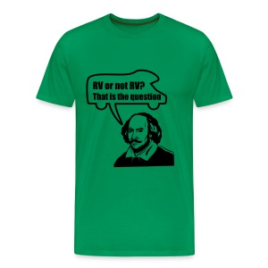 RV or not RV t-shirt - Men's Premium T-Shirt