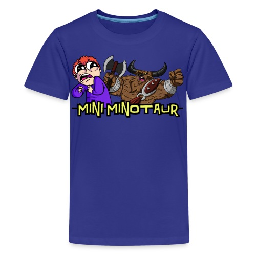 Mini Minotaur  - Kids' Premium T-Shirt