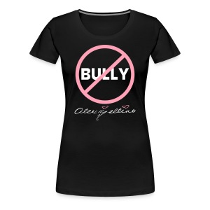 Plus Size Anti-Bully Shirt by Alexis Bellino - Women's Premium T-Shirt