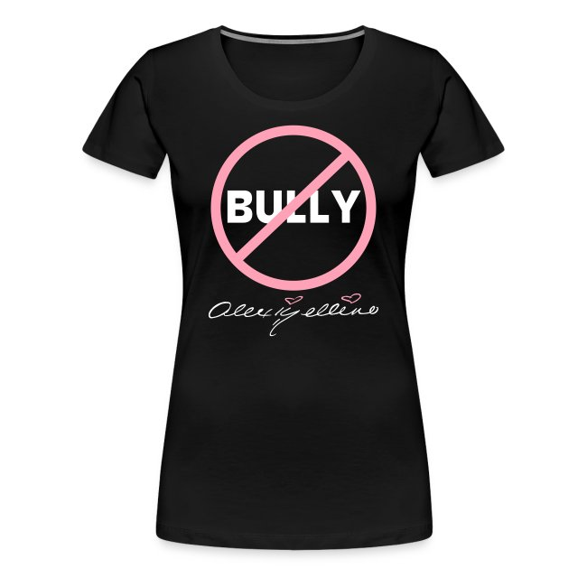 alexisbellino plus size anti bully shirt by alexis bellino