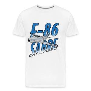 F-86 Sabre - Men's Premium T-Shirt