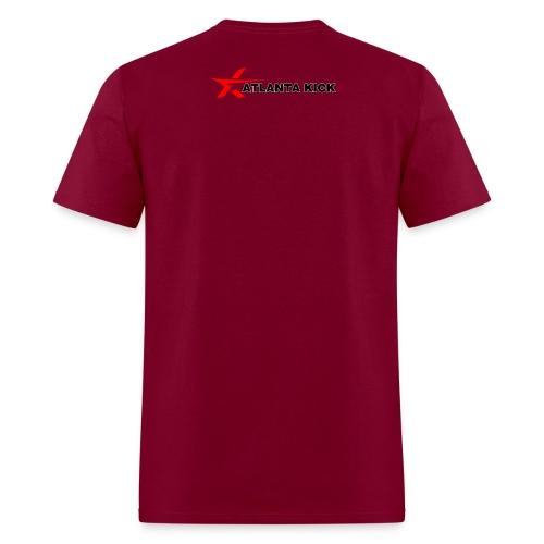 Kettlebell Ninja - Men's Heavy Weight T - Men's T-Shirt