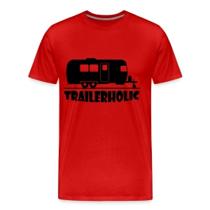 Trailerholic t-shirt - Men's Premium T-Shirt