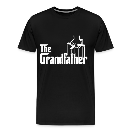 THE GRANDFATHER - Men's Premium T-Shirt