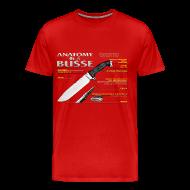 T-Shirts ~ Men's Premium T-Shirt ~ Anatomy of a Busse Big Boy Tee