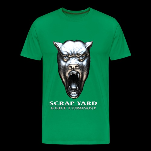Scrap Yard Big Boy Tee - Men's Premium T-Shirt