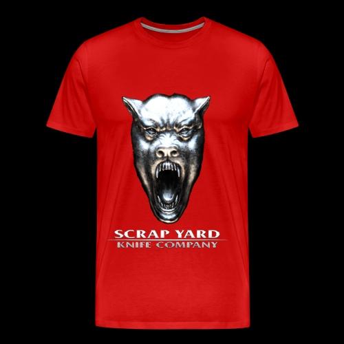 Scrap Yard Mens Tee - Men's Premium T-Shirt