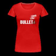 Women's T-Shirts ~ Women's Premium T-Shirt ~ Women's Leaning Leon T-shirt