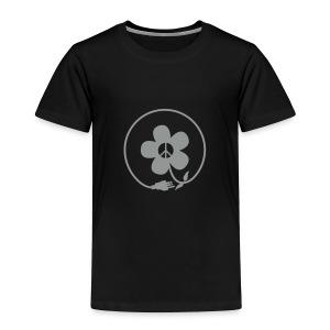 * PeaceFlower Unplugged * (velveteen.print) ☮ ✿  - T-shirt premium pour enfants