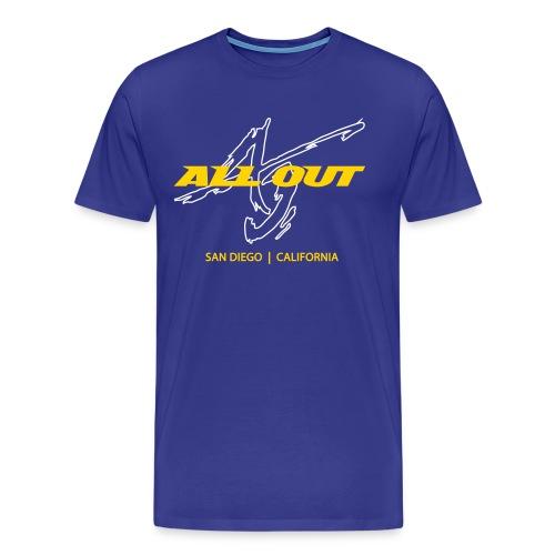 AO SD Men's Heavyweight T Rb - Men's Premium T-Shirt