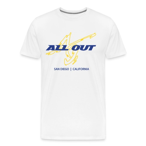 AO SD Men's Heavyweight T Wt - Men's Premium T-Shirt