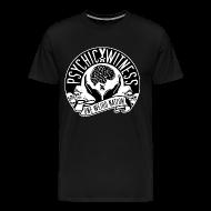 T-Shirts ~ Men's Premium T-Shirt ~ PSYCHIC WITNESS
