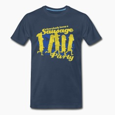 EVERYBODY LOVES A SAUSAGE PARTY T-Shirts