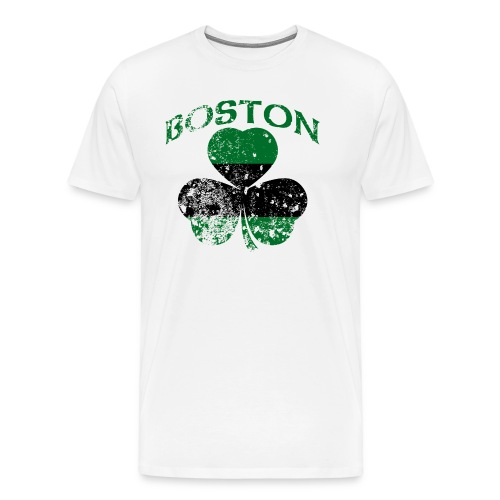 Boston Bombing - Men's Premium T-Shirt