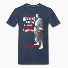 Not Quitting Evander Holyfield mp T-Shirts