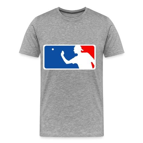 nbpa - Men's Premium T-Shirt