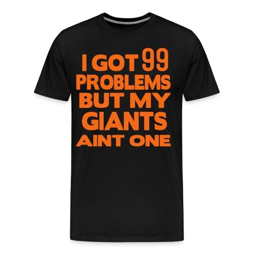 San Francisco t shirt - Men's Premium T-Shirt