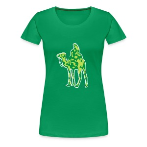 Silk Road - Women's Premium T-Shirt