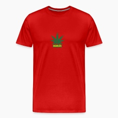 Legalize Weed Graffiti T-Shirts