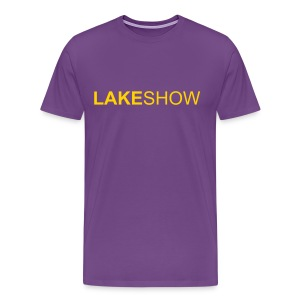 LAKESHOW - Men's Premium T-Shirt
