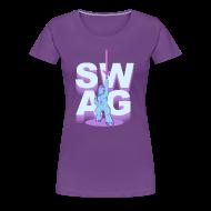 Women's T-Shirts ~ Women's Premium T-Shirt ~ SWAG.SHIRT (chicks)