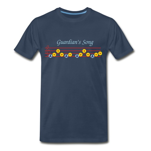 Guardian's Song - Men's Premium T-Shirt