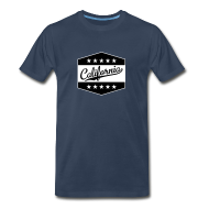 T-Shirts ~ Men's Premium T-Shirt ~ California T-Shirt