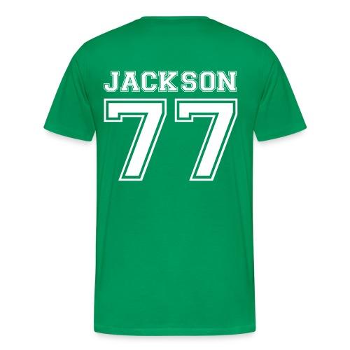 TeamMJ (Big & Tall) - Men's Premium T-Shirt