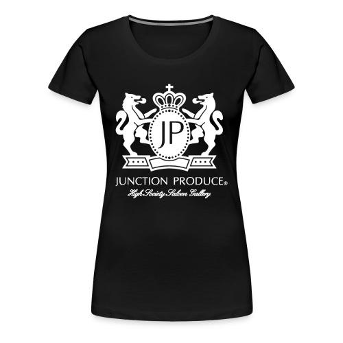 Black Women's T-Shirt - Women's Premium T-Shirt