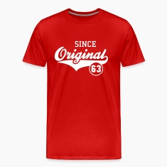 Original SINCE 1963 T-Shirt - 50th birthday