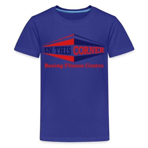 Kids T-Shirt Basic - Kids' Premium T-Shirt