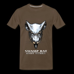 Swamp Rat Big Boy Tee - Men's Premium T-Shirt