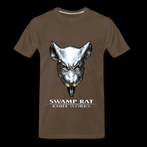 Swamp Rat Big Boy Tee - Men's Premium T-Shirt
