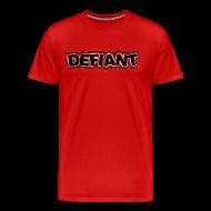 T-Shirts ~ Men's Premium T-Shirt ~ Men's 3X/4X Standard Defiant T-Shirt