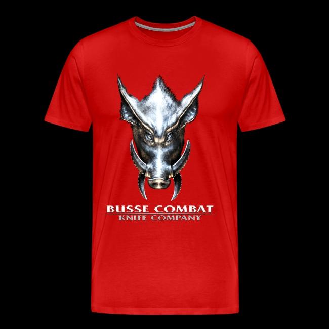 Busse Combat Mens Tee