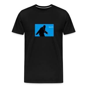 iSquatch - Men's Premium T-Shirt
