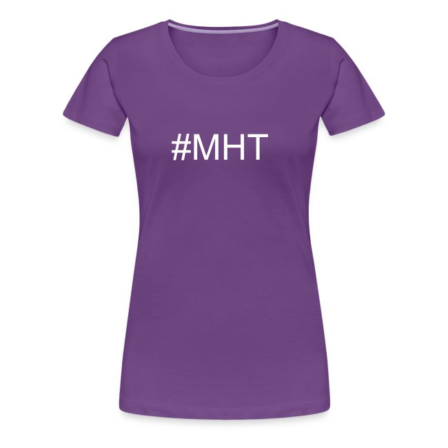 #MHT Fitted Classic Fit T-shirt