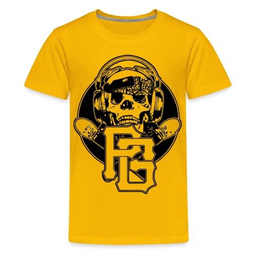 Kids' Premium T-Shirt - rap,pittsburgh,music,gang,culture,Pirate