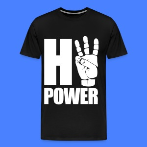 HiiiPower T-Shirts - Men's Premium T-Shirt
