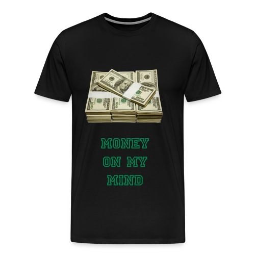 MONEY T-SHIRT - Men's Premium T-Shirt