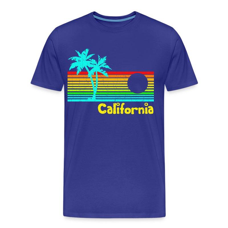 Vintage California T Shirts 88