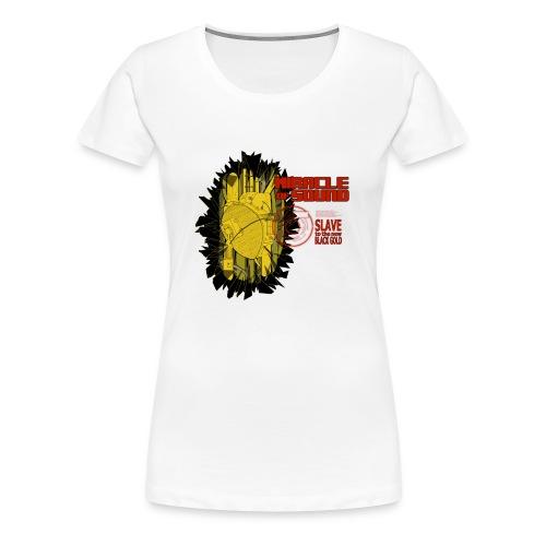 New Black Gold Classic Tee Womens - Women's Premium T-Shirt