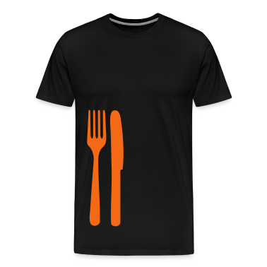 knife and fork T-Shirts