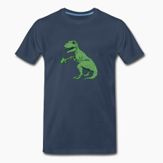 UNSTOPPABLE T-REX T-Shirts