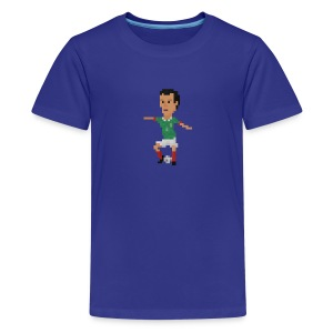 Kids  T-Shirt - The hop dribble - Kids' Premium T-Shirt