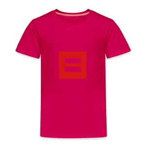 * Equality *  - Toddler Premium T-Shirt