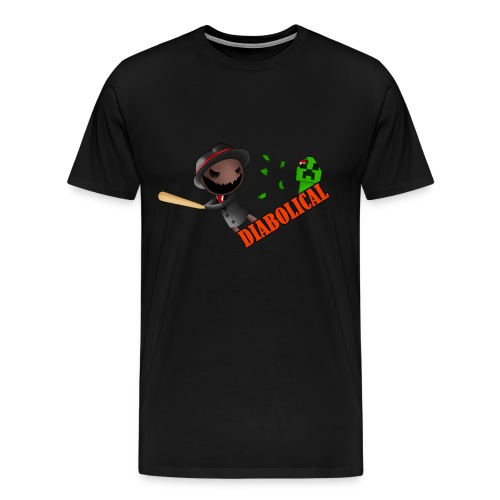 The 'Diabolical' Sack (Heavy T-Shirt) - Men's Premium T-Shirt